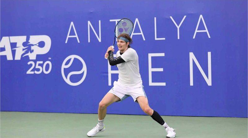 Alexander Bublik divulgação ATP Tour)