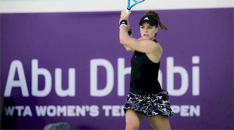 Maria Sakkari (divulgação WTATennis)