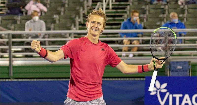 Sebastian Korda (divulgação ATP Tour)