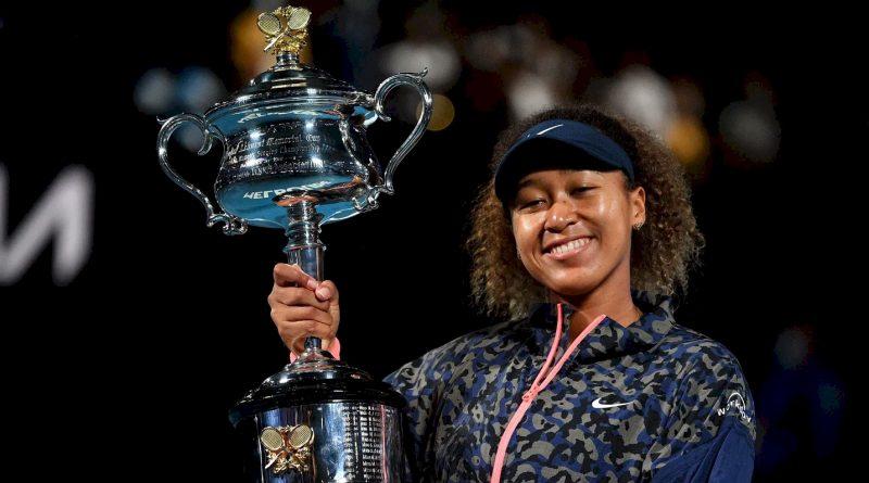 Naomi Osaka (divulgação WTA Tennis)