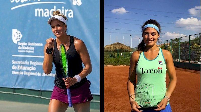 Ingrid Martins (esquerda) e Carolina Meligeni (reprodução Instagram)