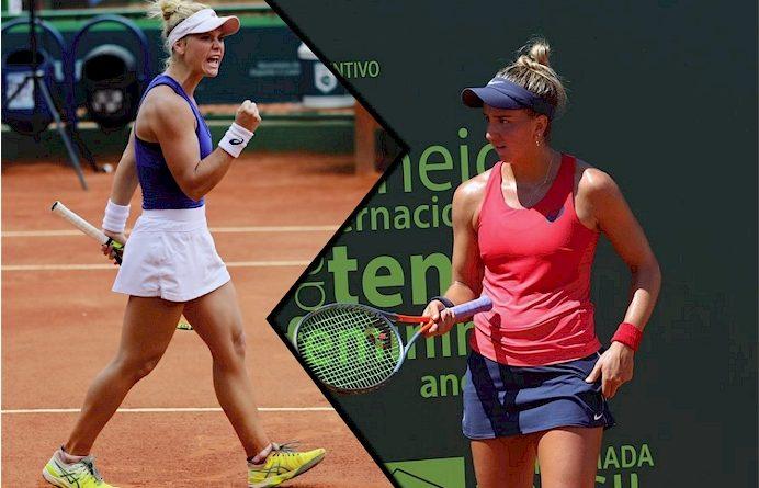 Laura Pigossi (esquerda) e Ingrid Martins (reprodução Instagram)