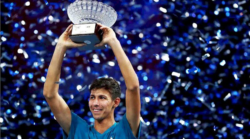 Alexei Popyrin (divulgação ATP Tour)