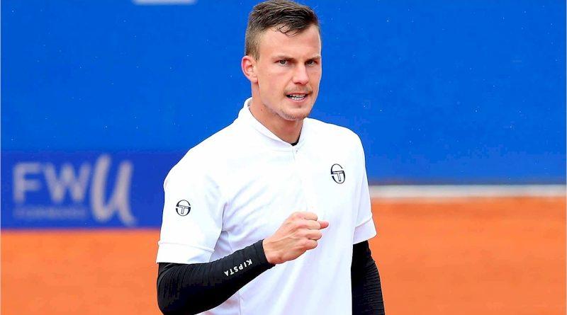 Marton Fucsovics (divulgação ATP Tour)