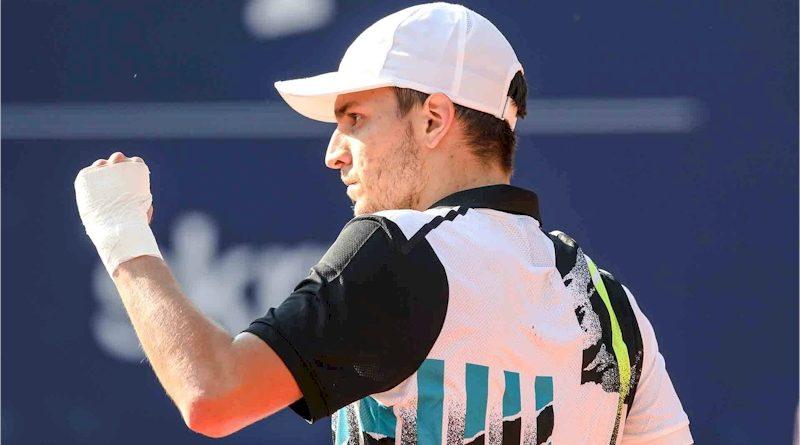 Miomir Kecmanovic (divulgação ATP Tour)