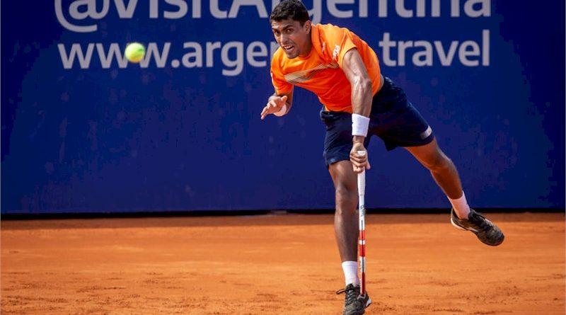 Thiago Monteiro (divulgação Argentina Open)
