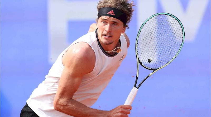 Alexander Zverev (divulgação ATP Tour)