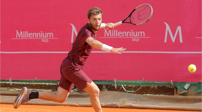 Corentin Moutet (divulgação ATP Tour)