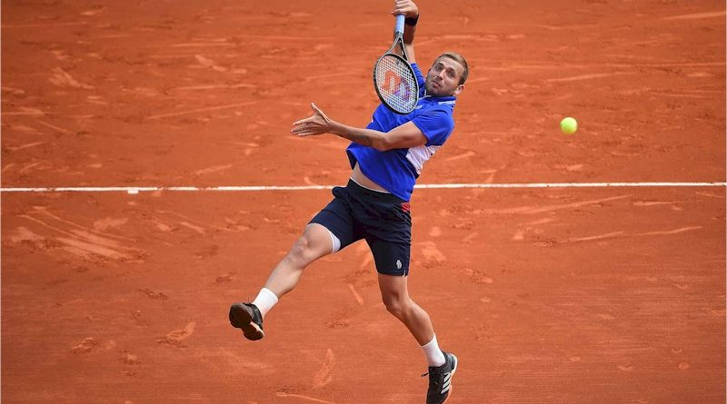 Daniel Evans (divulgação ATP Tour)