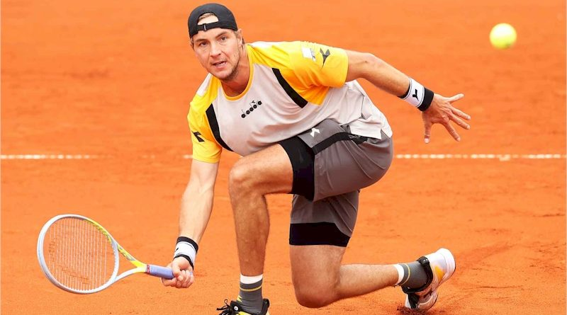 Jan-Lennard Struff (divulgação ATP Tour)