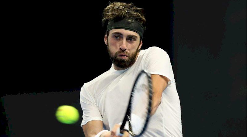 Nikoloz Basilashvili (divulgação ATP Tour)