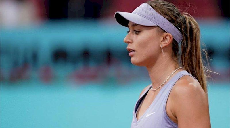 Paula Badosa (divulgação Madrid Open)