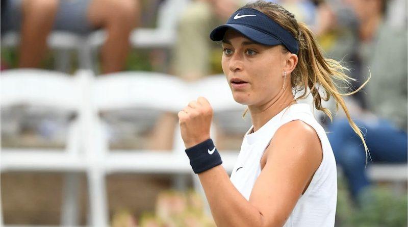 Paula Badosa (divulgação WTA Tennis)