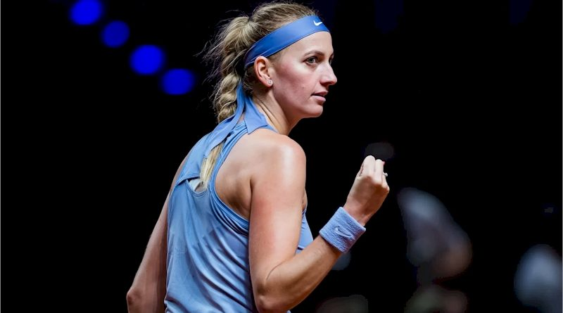 Petra Kvitova (divulgação WTA Tennis)