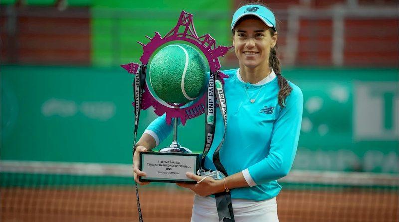 Sorana Cirstea (divulgação WTA Tennis)