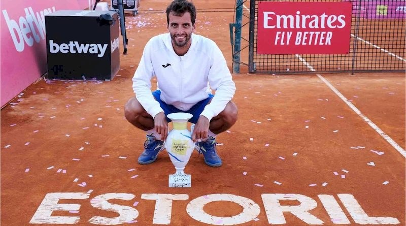 Albert Ramos-Vinolas (divulgação ATP Tour)