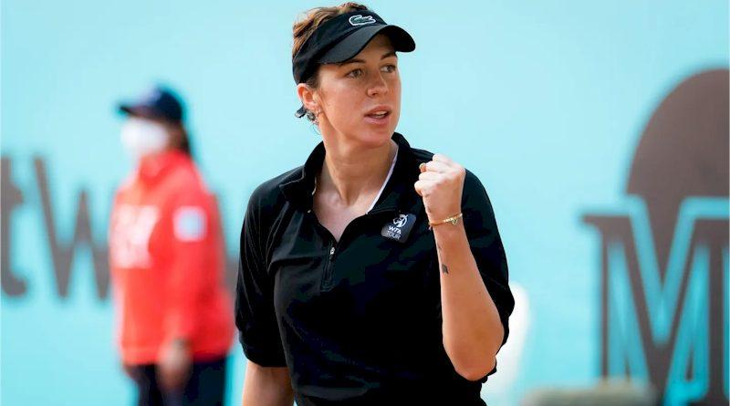 Anastasia Pavlyuchenkova (divulgação WTA Tennis)