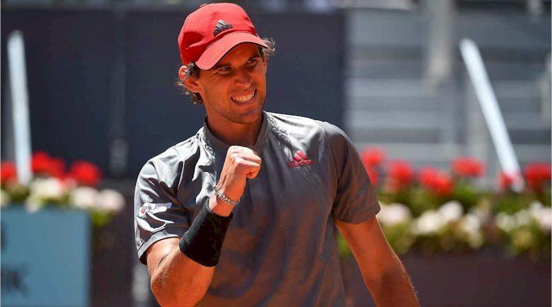 Dominic Thiem (divulgação ATP Tour)