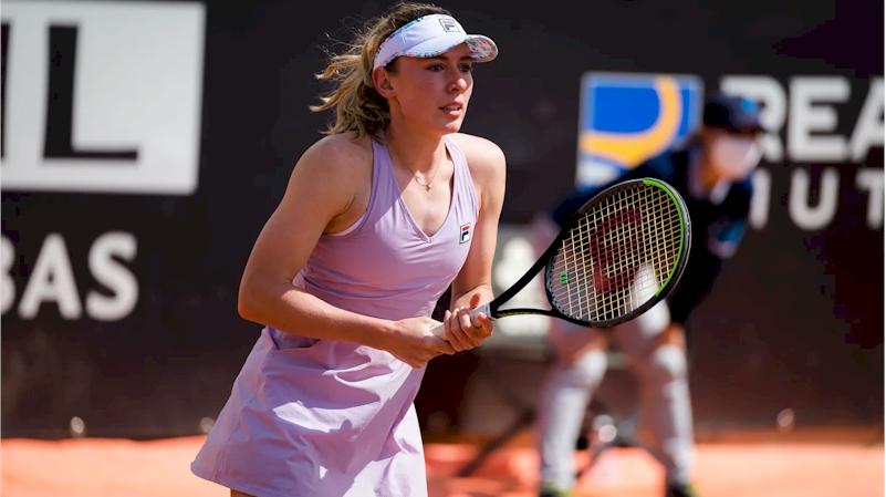 Ekaterina Alexandrova (divulgação WTA Tennis)