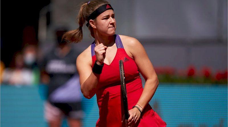 Karolina Muchova (divulgação WTA Tennis)