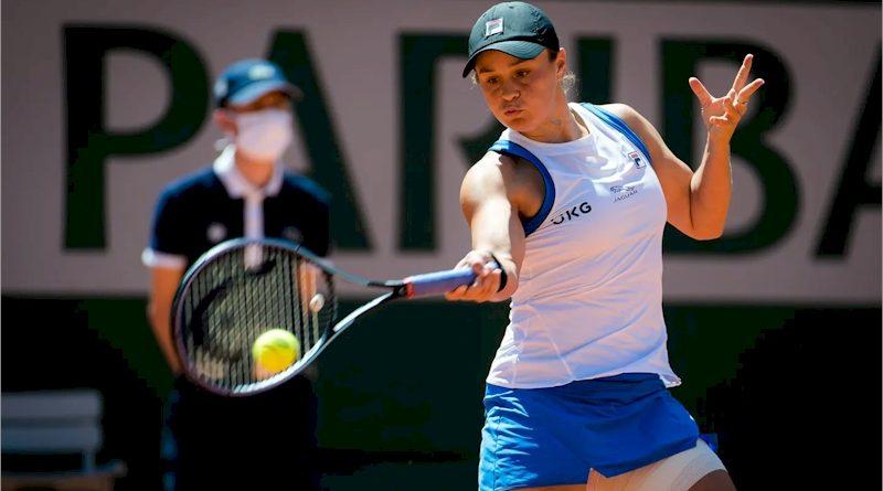 Asleigh Barty (divulgação WTA Tennis)