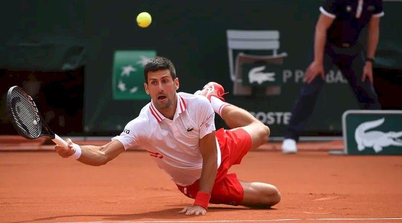 Novak Djokovic (divulgação Roland Garros)