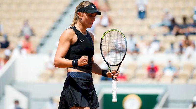 Paula Badosa (divulgação Roland Garros)