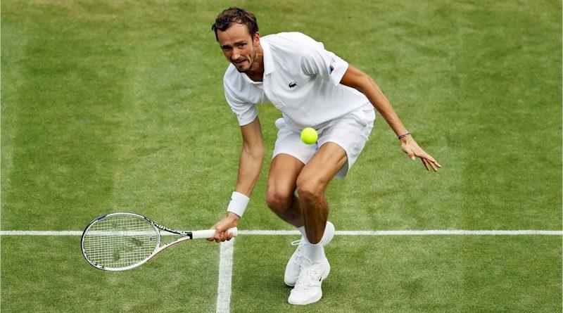 Daniil Medvedev (divulgação ATP Tour)