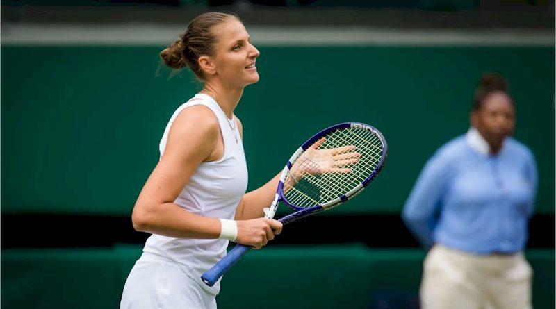 Karolina Pliskova (divulgação WTA Tennis)