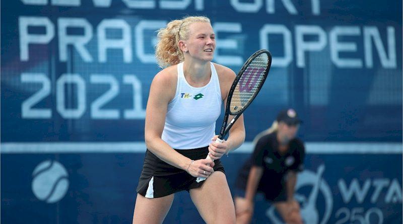 Katerina Siniakova (divulgação Livesports Prague Open)