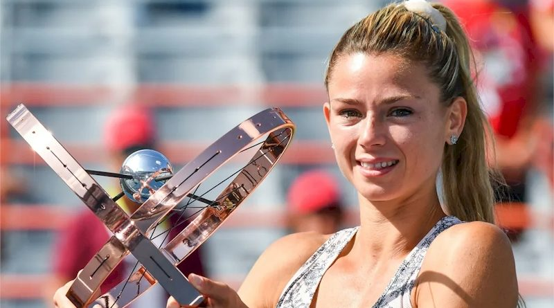 Camila Giorgi (divulgação WTA Tennis)