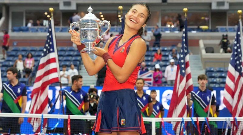 Emma Raducanu (divulgação WTA Tennis)